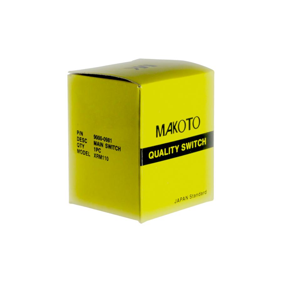 MAIN SWITCH (XRM110)