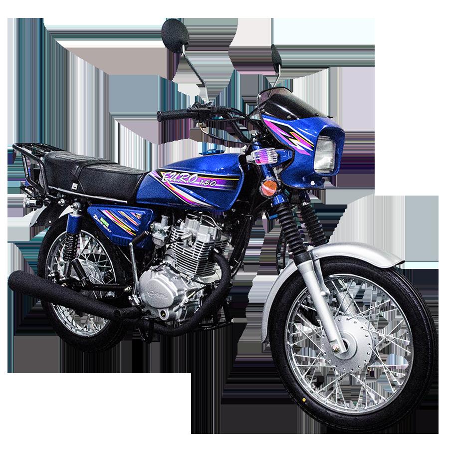 Euro Motor Daan Hari 150 E3