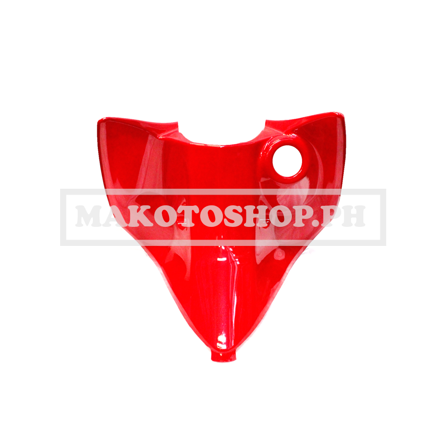 COVER, MAIN PIPE, UPPER (RED) EURO-X 125