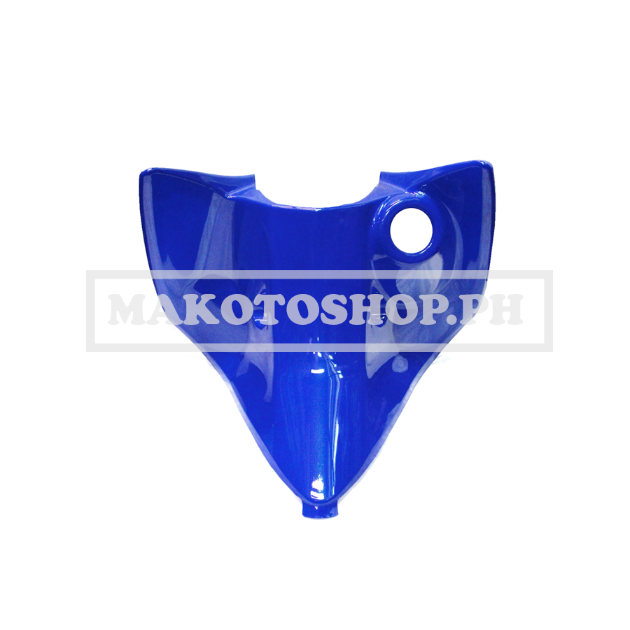 COVER, MAIN PIPE, UPPER (BLUE) EURO-X 125
