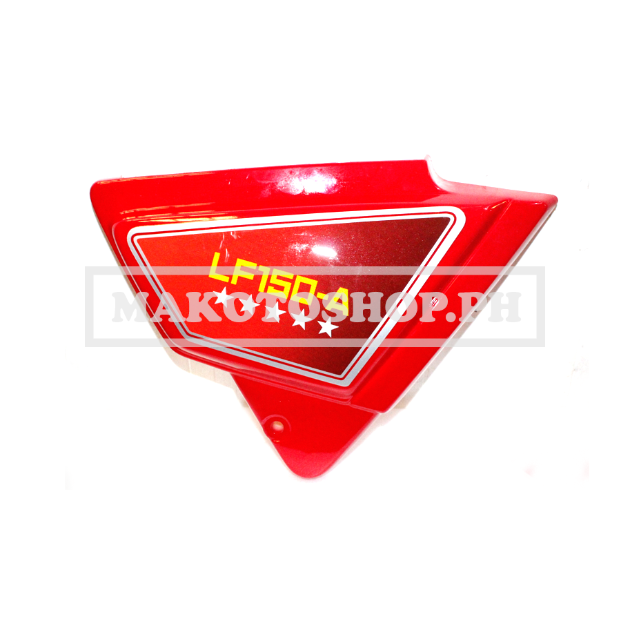 COVER, SIDE, RH, RED (BLHAWK, LF150A)