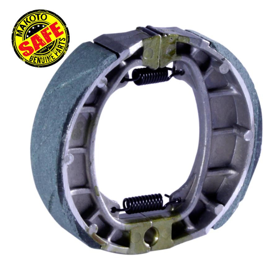 BRAKE SHOE, FR (Green-Lining) (STX-125)